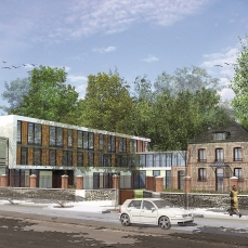 Trappes projet Ecole Jules Ferry