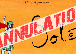 Solé // ANNULATION //